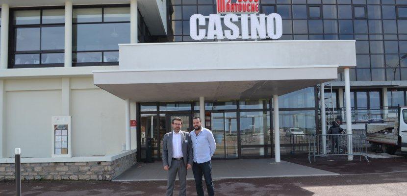 Après un an de travaux, le Casino de Dieppe inaugure ses nouveautés