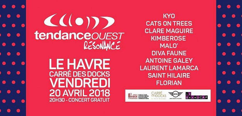 Jérôme gagne ses 10 places pour le Tendance Live du Havre