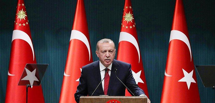 Turquie: Erdogan convoque des élections anticipées pour juin