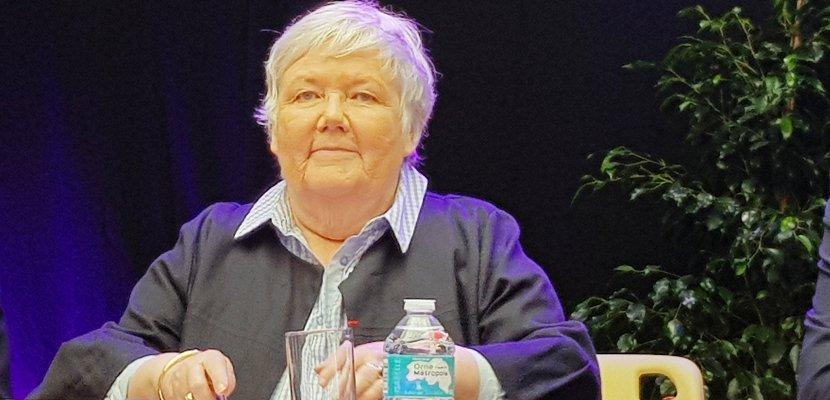 La ministre Jacqueline Gourault à l'assemblée des maires de l'Orne