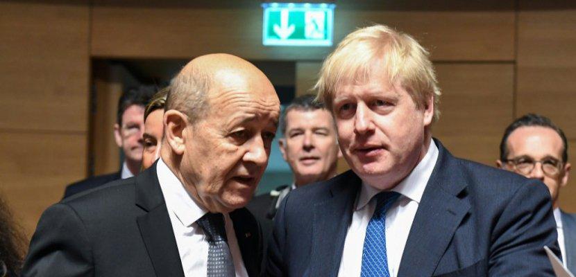 La confrontation avec la Russie au menu d'une réunion des ministres du G7