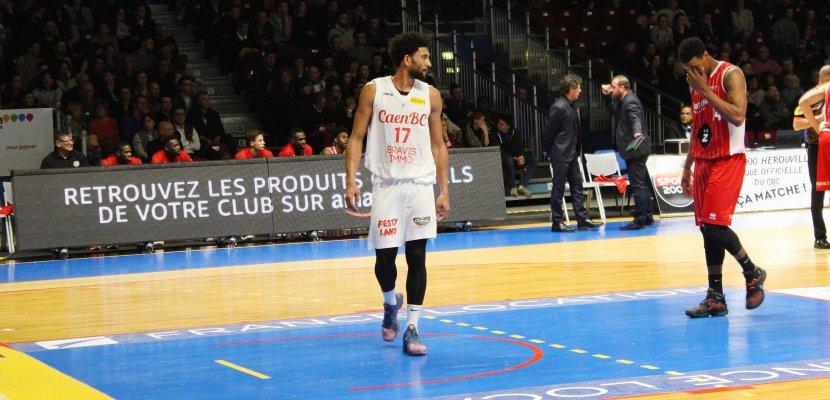 Basket (Pro B) : le Caen BC défait en prolongation à Nantes (81-74)