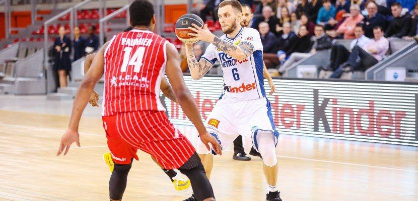 Basket : le Rouen Métropole Basket fait un pas de plus vers les play-off