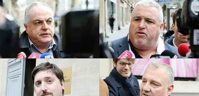 """Unis, les syndicats de cheminots veulent """"mettre la pression"""" sur Matignon"""