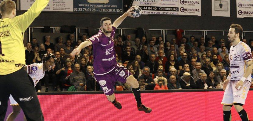 Handball (JS Cherbourg) : Youenn Cardinal sera Mauve la saison prochaine