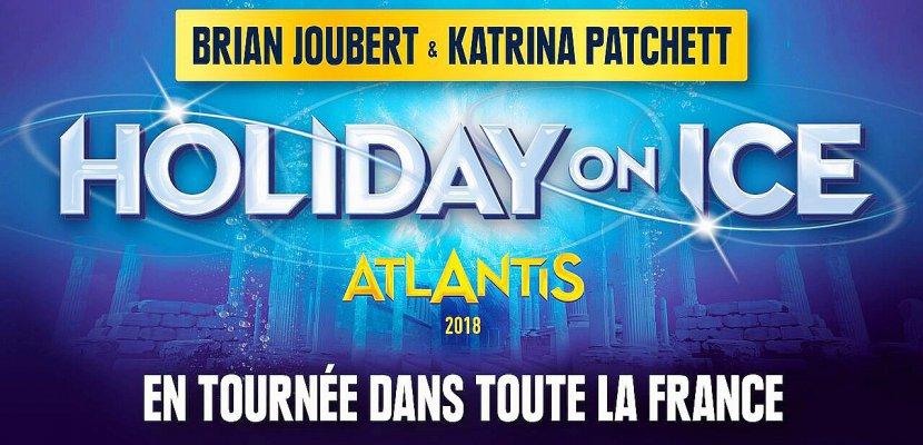 """Jeu : vos places pour le spectacle Holiday On Ice """" Atlantis """" à gagner sur Tendance Ouest"""
