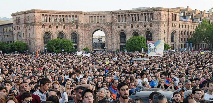 Arménie: les autorités refusent de négocier avec l'opposition