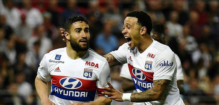 Ligue 1: Lyon et Marseille en embuscade, Monaco tremble