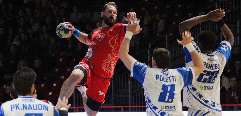 Handball (Proligue, 24e journée) : Caen a surpris Dijon et avance vers le maintien