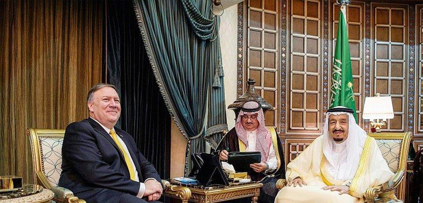 Au Moyen-Orient, Pompeo exprime la ligne dure américaine sur l'Iran