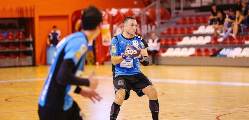 Handball: fin de série pour Oissel Rouen Métropole