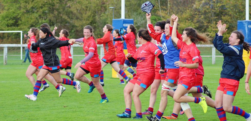 Rugby (play-offs) : l'Ovalie Caennaise file vers les demi-finales !
