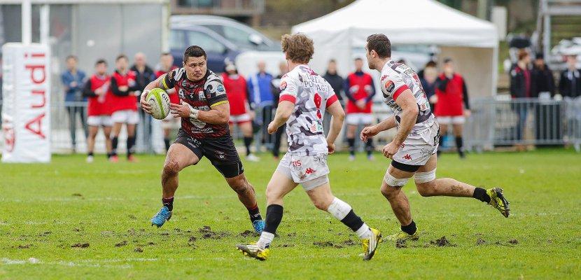 Rugby : les Lions de Rouen s'attaquent aux play-off