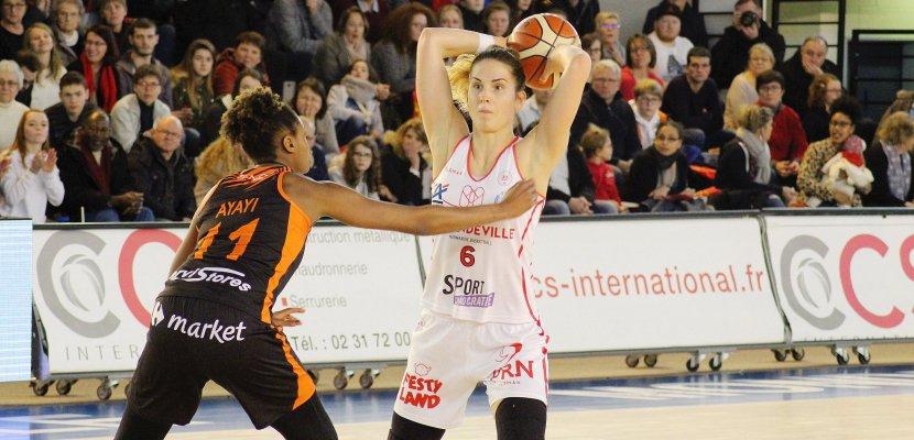 Basket (play-down). Mondeville échoue d'un rien au Hainaut