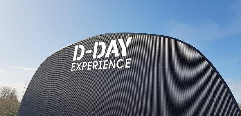 """Un cinéma en 3D pour le """" D-Day Expérience"""" à Saint-Côme-du-Mont"""