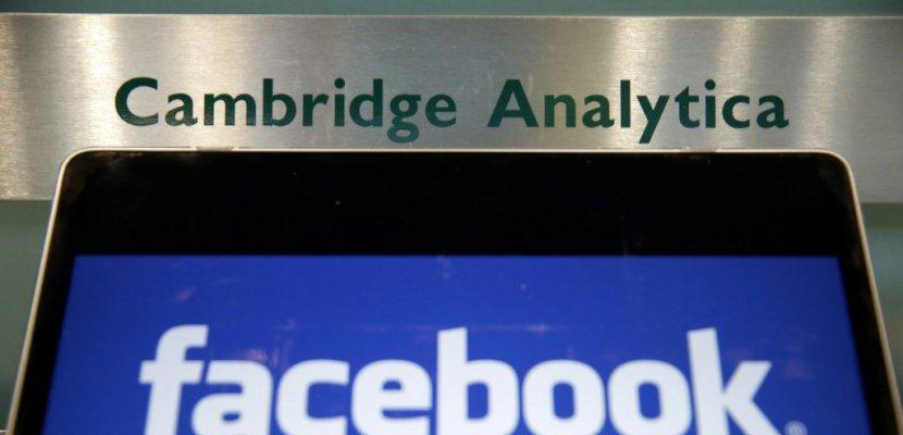 Après le scandale Facebook, la firme Cambridge Analytica met la clé sous la porte
