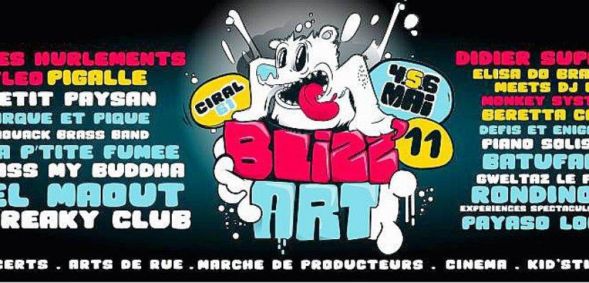 11ème édition pour le Blizz'art Festival à Ciral