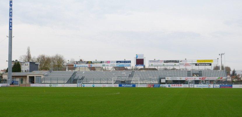 Antre historique du football à Rouen, Robert-Diochon se transforme en stade de rugby