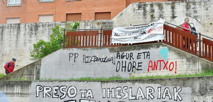 Dernier acte de la dissolution de l'ETA au Pays Basque français