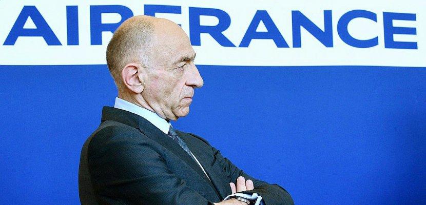 Le patron d'Air France démissionne, désavoué par les salariés