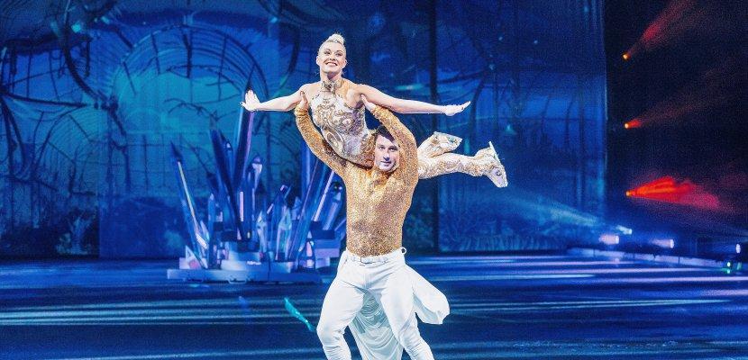 Holiday on Ice au Zénith de Rouen: entretien avec la danseuse Katrina Patchett