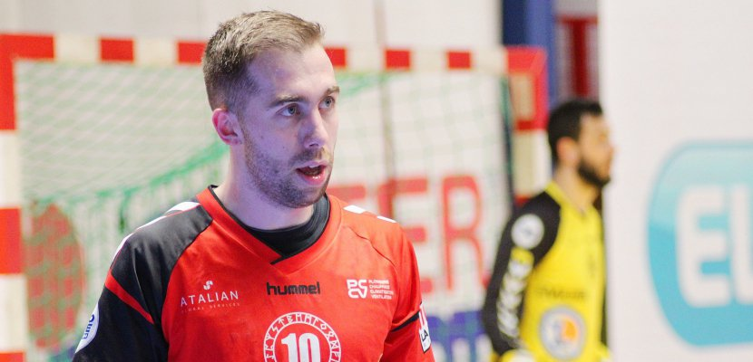 Handball (Proligue, 25e journée): les Vikings de Caen battus mais sauvés !