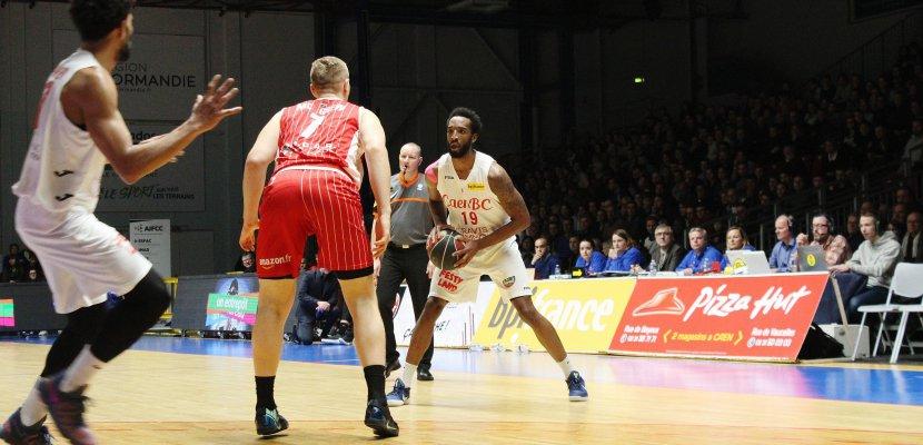 Basket (Pro B) : victoire importantissime de Caen à Vichy !