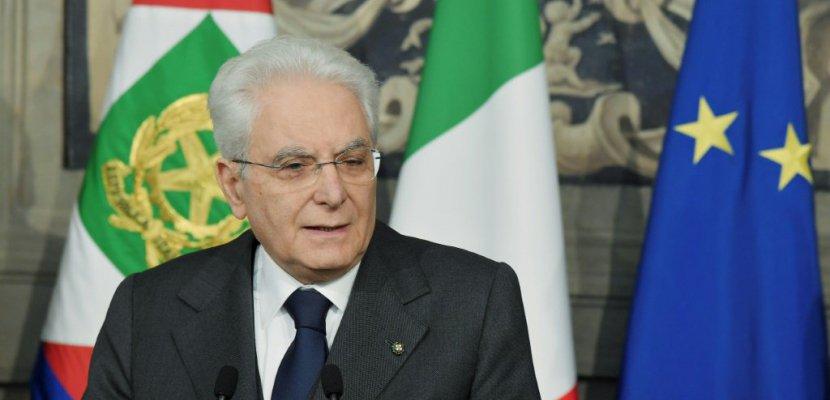 Consultations de la dernière chance sur le futur gouvernement italien