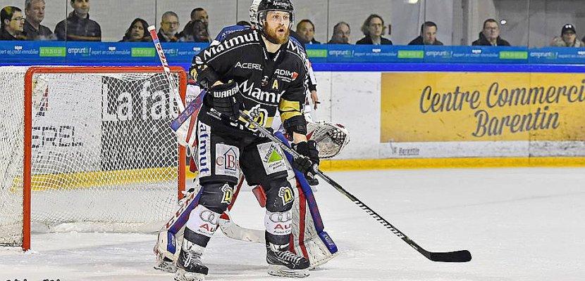 Hockey (championnat du monde): les Rouennais Lampérier et Guttig s'illustrent face à la Bielorussie