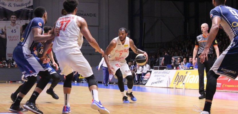 Basket : Caen s'impose contre Rouen (99-93) et se maintient en Pro B