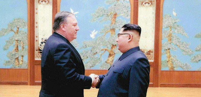 Le tourbillon diplomatique s'accélère, Pompeo à Pyongyang