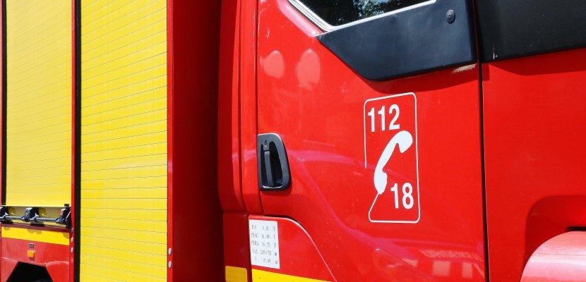 Incendie: 1200 m2 partent en fumée à Echauffour