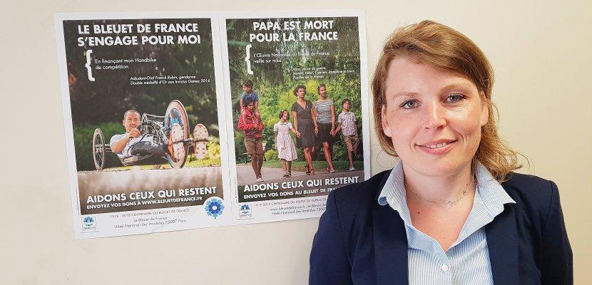 Rouen: le Bleuet de France veut mobiliser pour les anciens combattants