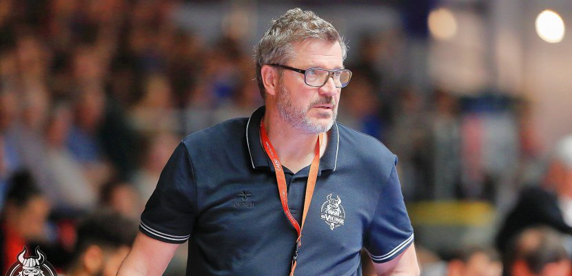Caen handball : Pascal Mahé signe pour deux ans