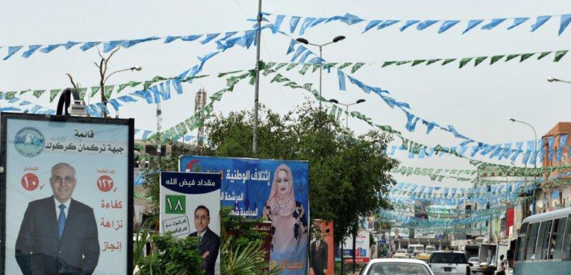 Elections en Irak: malgré les divisions, les chiites doivent garder le pouvoir