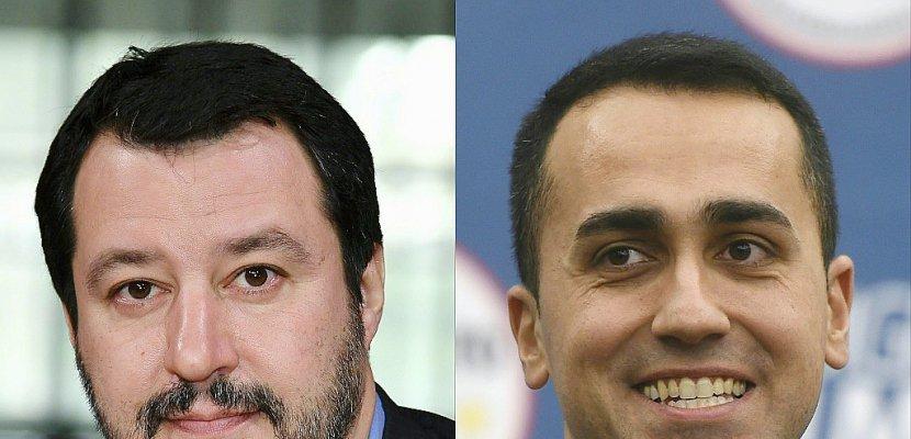 Italie: tractations pour un gouvernement antisystème