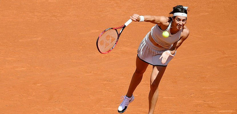 Tennis: la confirmation Garcia et un Nadal record à Madrid