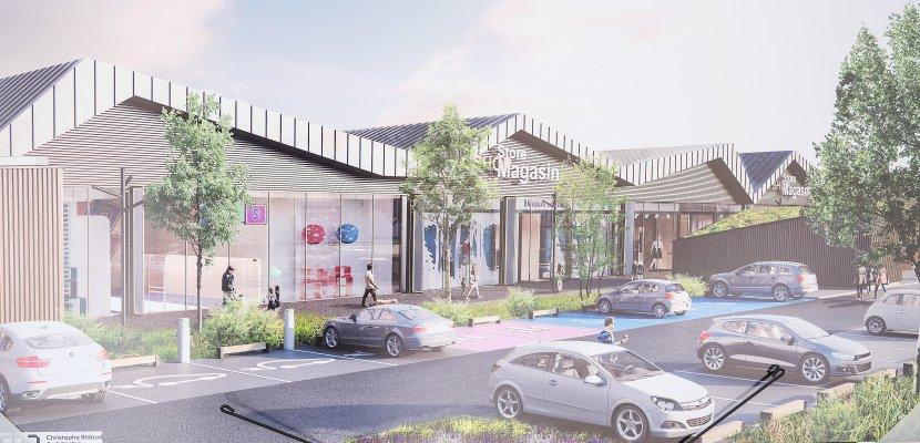Le Grand-Quevilly: la zone du Bois Cany s'agrandit avec de nouveaux magasins