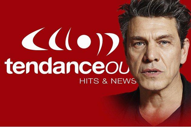 Marc Lavoine à Caen avec la radio Tendance Ouest
