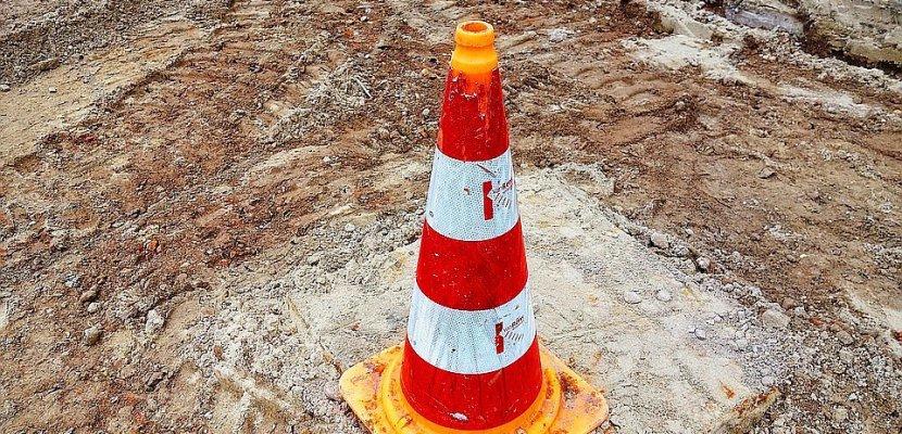 Travaux dans l'Orne : circulation perturbée sur la RN12
