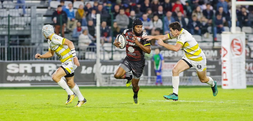 Rugby : Rouen bat Albi et tient sa finale !