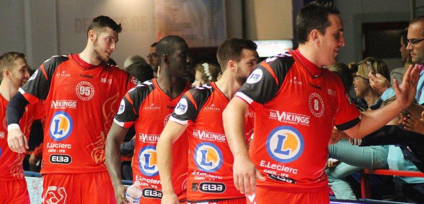 Handball (Proligue) : les Vikings de Caen finissent en beauté !