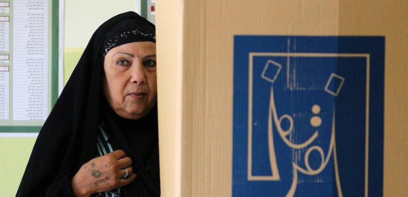 Irak: des élections sur fond de tensions entre Washington et Téhéran