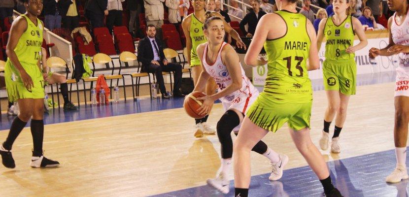 Mondeville boucle sa saison par une défaite contre le Hainaut (38-51)