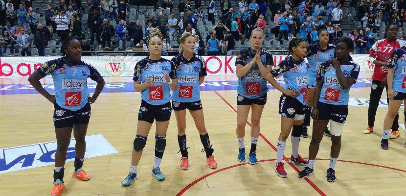 Handball (Ligue féminine, play-downs): battu par Toulon, Le Havre se rapproche de la D2
