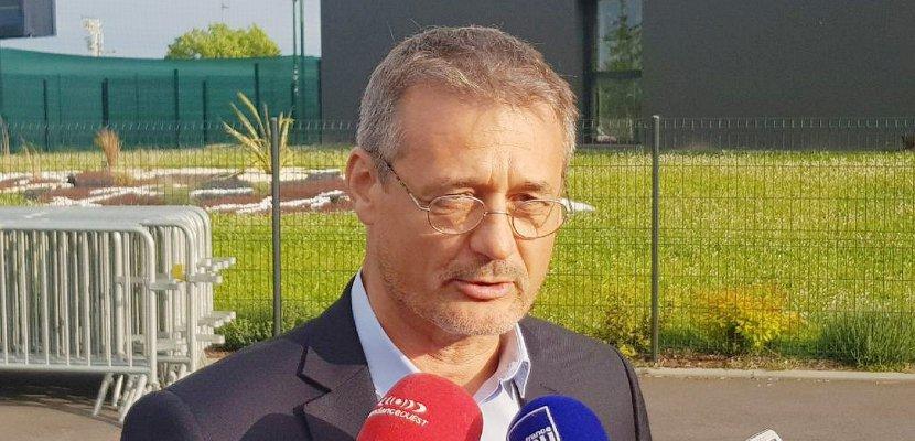 Football (Ligue 1) :Pierre Esnée, nouveau président des actionnaires majoritaires du SM Caen