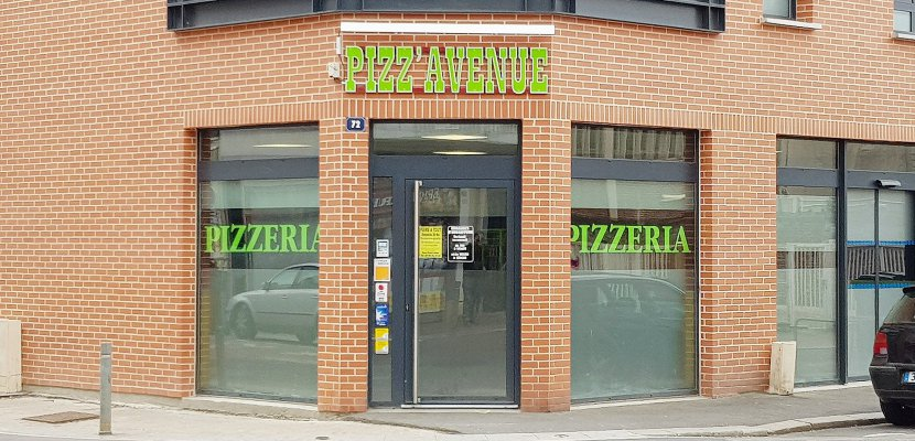 Bonne table: Pizz'Avenue, rue Lafayette, sur la rive gauche de Rouen