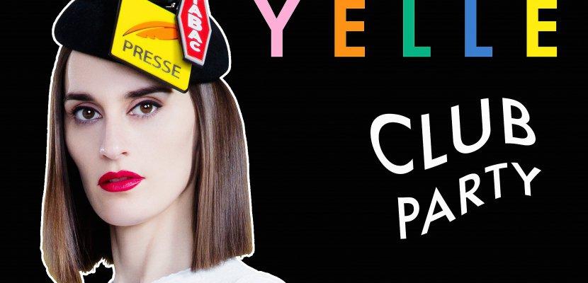 """Le duo Yelle au Tetris du Havre ce samedi 19 mai, c'est """"Yelle club party"""""""