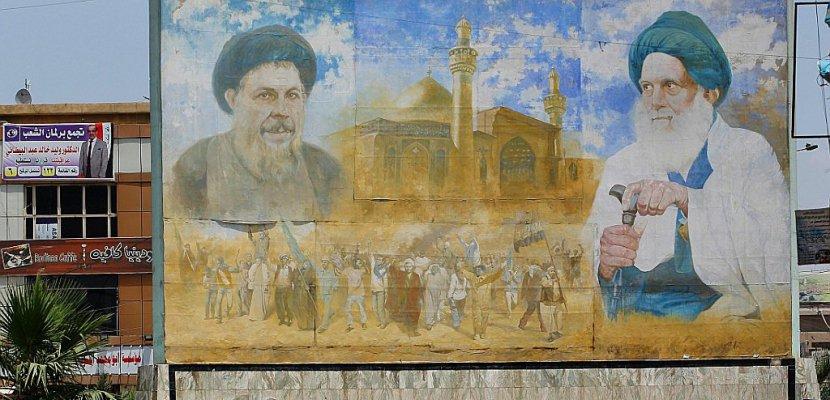 Irak: Moqtada Sadr en tête, l'Iran tente de rassembler contre lui