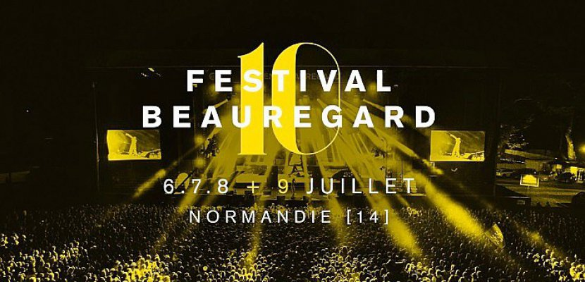 Jeu : Vos 2 pass pour les 3 jours du festival Beauregard à gagner sur Tendance Ouest !